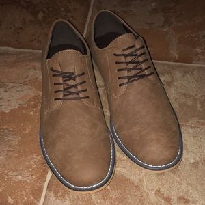 Men's Lace Up Casual Dress Shoes